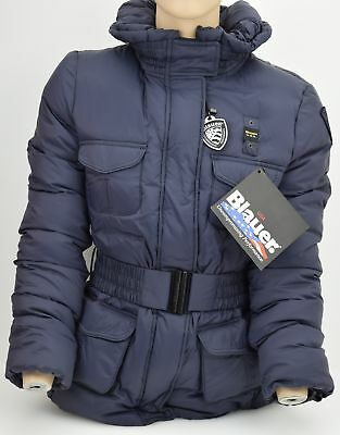 d09278e54911 Blauer Woman Puffer Padded Jacket Winter Casual Free Time Nylon 12Bf20540  198