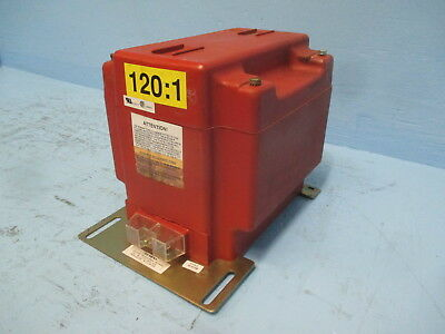 Siemens 15-172-787-020 120:1 BIL 110kV 14400V 1500VA Voltage Transformer CT