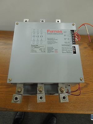 Furnas Nordic 2000 91ND32AFA 40/50hp 200/230V Soft Starter Used