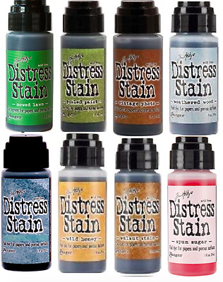 Tim Holtz Distress Stain ~You Choose The Colours You Want