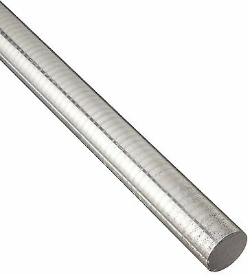 """8620 Alloy Steel Round Rod, Unpolished Mill Finish, Annealed, ASTM A29, 1/4"""" 72"""""""