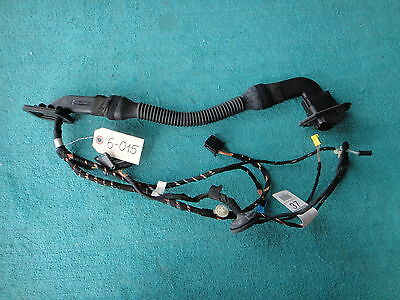 07-09 Mercedes Gl450 X164 Oem Left Drivers Rear Door Inner Harness A1644407210