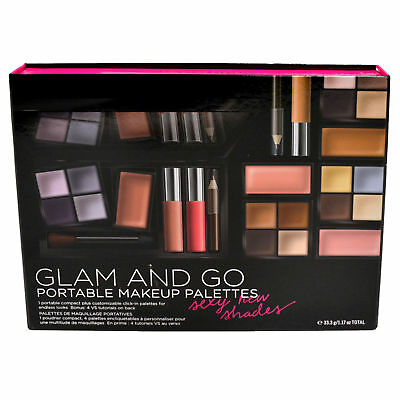 Victoria's Secret Glam and Go Portable Makeup Palette Brand New Authentic