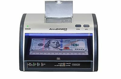 AccuBanker D430 Counterfeit Cash and ID Detector