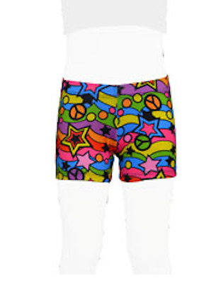 Little Cutie Printed Booty Shorts Girls Sizes S, M, L, XL/SA