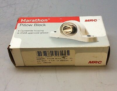 MRC Marathon CPB20ZM 20mm Pillow Block Mounted Bearing *NEW*