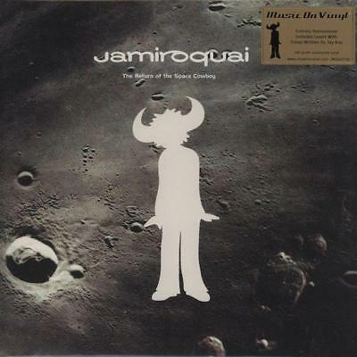 JAMIROQUAI – THE RETURN OF THE SPACE COWBOY 2x 180G Remastered Vinyl LP (NEW)