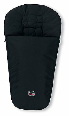 Britax Stoller Footmuff, Black, NEW