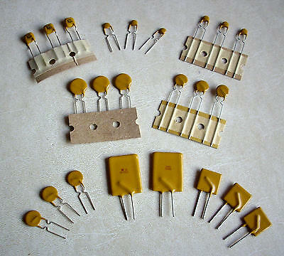 23 Pieces Resettable Fuse (Multifuse) Resettable Fuses Set-1 (M1558)