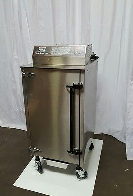 SOUTHERN PRIDE SMOKER BBQ Smoke Chef PITS and SMOKERS Model SC-200 Electric