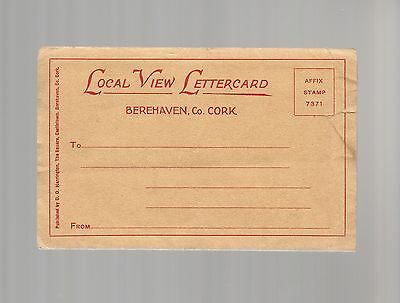 Local View Lettercard  Berehaven Co. Cork
