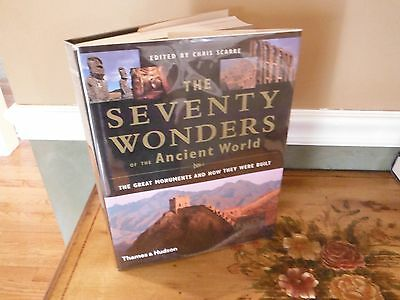 The Seventy Wonders of the Ancient World by Chris Scarre
