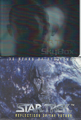 Star Trek 30 Years of Reflections of the Future Skymotion Card Odo