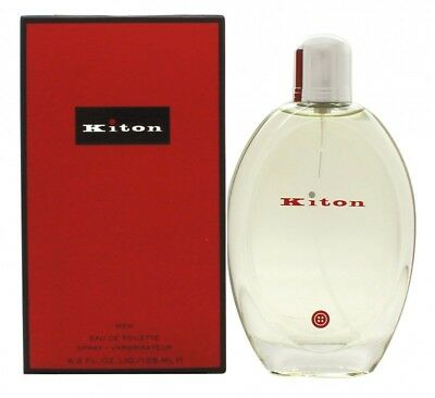 Kiton Eau De Toilette 125Ml Spray - Men's For Him. New. Free Shipping