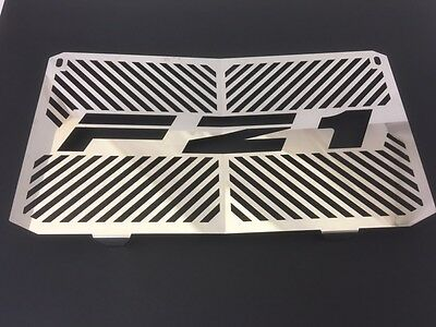 Yamaha FZ1 SP Engineering Stainless Radiator Cover Guard (SECOND)