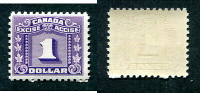 MNH Canada $1 Excise Tax Stamp #FX82 (Lot #rr90)