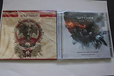 The Witcher 3 Wild Hunt Official Soundtrack Special Edition - NEW PROMO - RARE!
