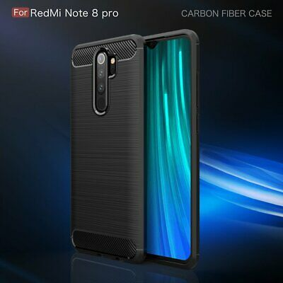 For Xiaomi Redmi Note 6 Note 4 A2 Lite Max 3 Silicone Hybrid Soft TPU Case Cover