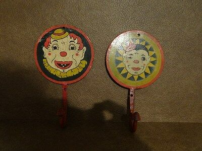 Clown Hangers [set of 2]