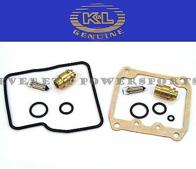 K&L Carburetor Rebuild Kit Suzuki 86-91 VS 700 750 Carb Repair (See Note)#M173