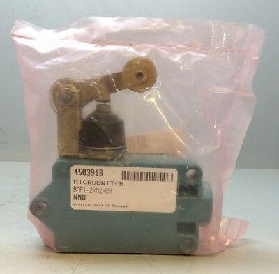 Honeywell BAF1-2RN2-RH Micro switch *NEW*