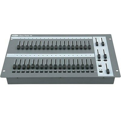 Showtec Easy Fade 36 DMX Lighting Controller