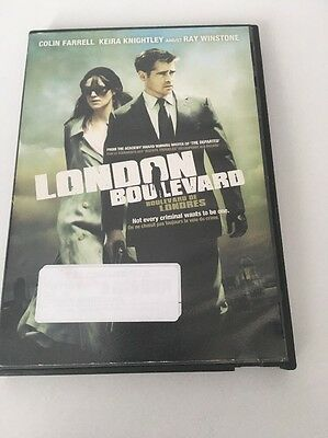 london boulevard // dvd // item #2423
