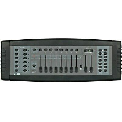 Showtec SM-8/2 Scanmaster DMX Lighting Controller (192 Channels)