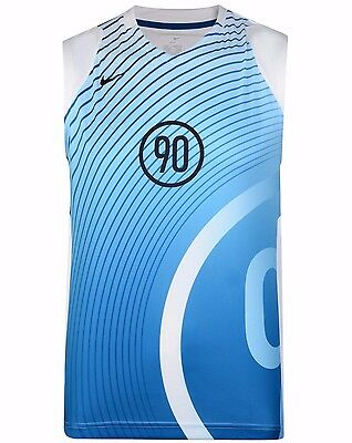 cheap for discount 2342a bba3f Mens New Nike T90 Dri-Fit Vest Tank Top Sleeveless T-Shirt Singlet -