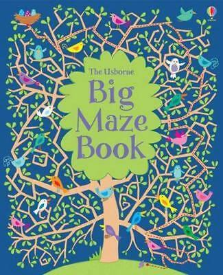 NEW Big Maze Book By Kirsteen Robson Paperback Free Shipping