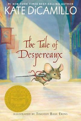 NEW The Tale of Despereaux By Kate Dicamillo Paperback Free Shipping