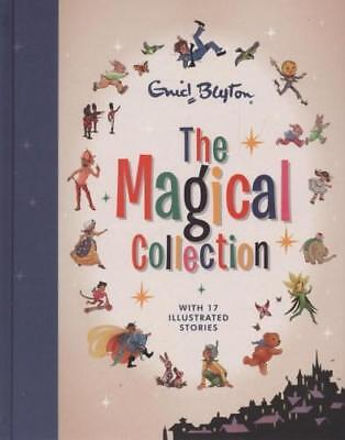 NEW The Enid Blyton Magical Collection By Enid BLYTON Hardcover Free Shipping