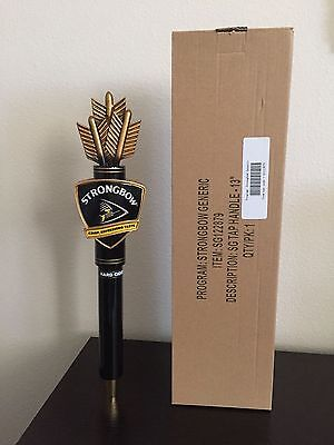 NEW Strongbow Short and Tall Beer Tap Handle-NIB