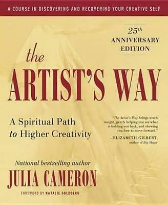 NEW The Artist's Way By Julia Cameron Paperback Free Shipping