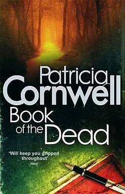 NEW Book of the Dead By Patricia Cornwell Paperback Free Shipping