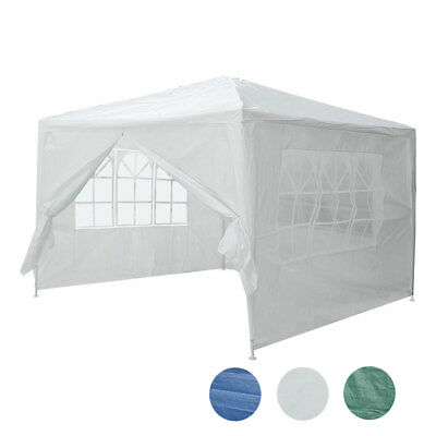 Party Tent - 3x3m Outdoor Canopy Marquee Awning Event Market Gazebo Pavilion