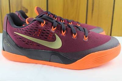 0d1d70b22b5 Kobe Ix Deep Garnet Youth Size 6.0 Same As Woman 7.5 Basketball New Rare