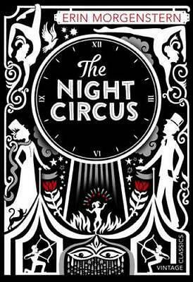 NEW The Night Circus By Erin Morgenstern Paperback Free Shipping