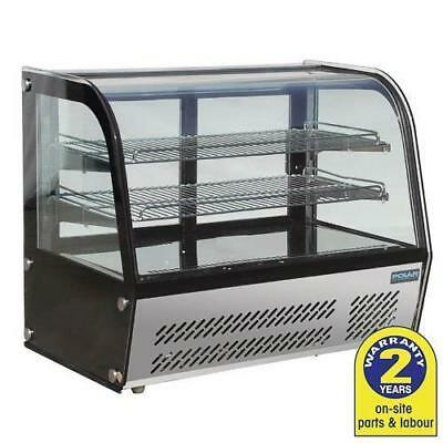 Cold Food Display, Refrigerated Counter Top, Polar, Sushi, Sandwich, 100 Litres
