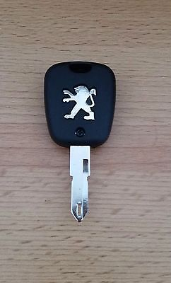 Peugeout 107 207 307 407 206 306 406 Remote control key shell case 2 button fob
