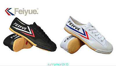 2017 New Feiyue Original Lo Parkour Training Martial Arts Wushu Kung Fu Shoes