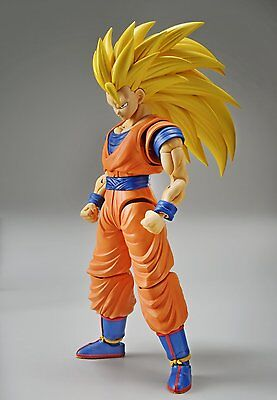 Son Goku Dragon Ball Z Action Figure Super Sayia 3 Building Kit