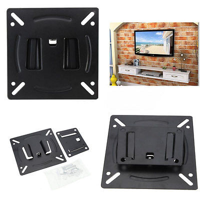 12-24 '' LCD LED Plasma Monitor TV Display Computer Screen Wall Mount Bracket