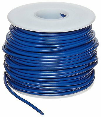 """GPT Automotive Copper Wire, Blue, 22 AWG, 0.0253"""" Diameter, 100 Length Pack of 1"""