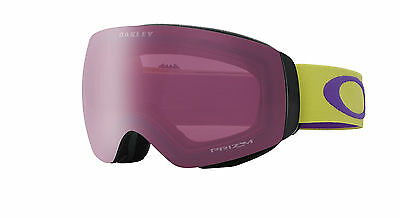 Oakley Snowboard Goggles - Flight Deck XM - Citrus Purple, Prizm Rose - 2017