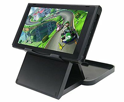 Portable Foldable Adjustable Multi Angle Playstand Bracket for Nintendo Switch