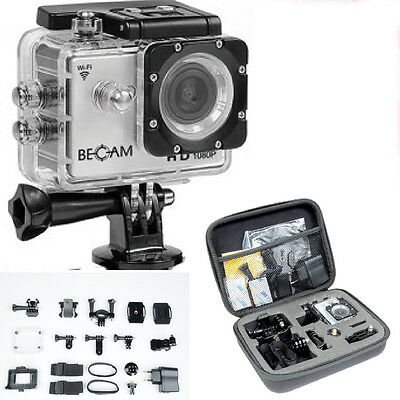 action camera Becam 12 mega pixel video foto sub Best Divers new ultimo pezzo