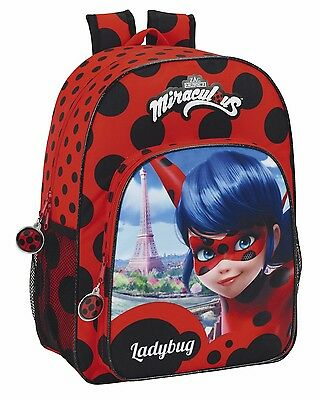 LADYBUG Mochila adaptable a carro//  Backpack