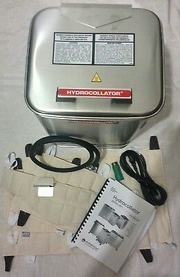 Chattanooga Hydrocollator E2 NEW Heating Unit 6 HOTPAC OFFER FREE SAME DAY SHIP