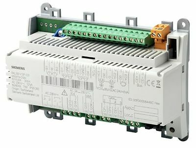Siemens RXL39.1/FC-13 Communicating room controller for fan-coil applications